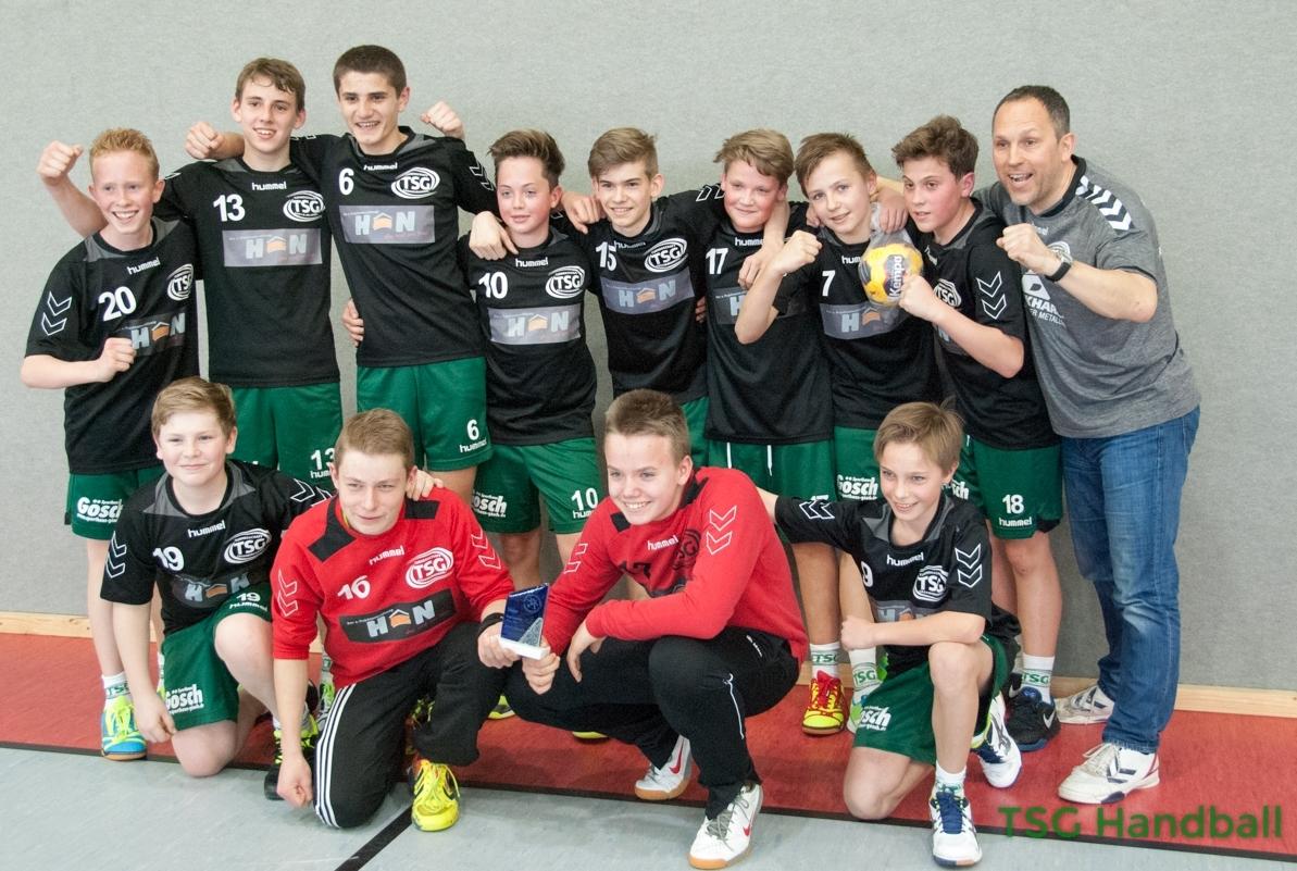 Pokalsieger C-Jugend
