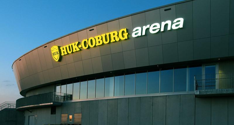 HUK Coburg Arena