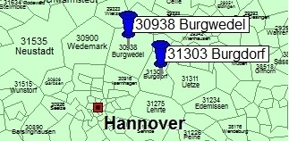 Burgdorf - Burgwedel