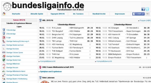 Bundesligainfo.de